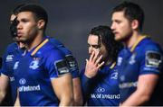 9 March 2018; James Lowe of Leinster following his side's draw in the Guinness PRO14 Round 17 match between Scarlets and Leinster at Parc Y Scarlets in Llanelli, Wales. Photo by Ramsey Cardy/Sportsfile