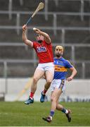 11 March 2018; Conor Lehane of Cork in action against Barry Heffernan of Tipperary during the Allianz Hurling League Division 1A Round 5 match between Tipperary and Cork at Semple Stadium in Thurles, Co Tipperary. Photo by Sam Barnes/Sportsfile
