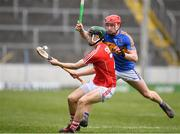 11 March 2018; Mark Coleman of Cork in action against Billy McCarthy of Tipperary during the Allianz Hurling League Division 1A Round 5 match between Tipperary and Cork at Semple Stadium in Thurles, Co Tipperary. Photo by Sam Barnes/Sportsfile