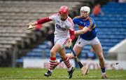 11 March 2018; Anthony Nash of Cork in action against Michael Breen of Tipperary during the Allianz Hurling League Division 1A Round 5 match between Tipperary and Cork at Semple Stadium in Thurles, Co Tipperary. Photo by Sam Barnes/Sportsfile
