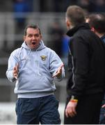 11 March 2018; Wexford manager Davy Fitzgerald during the Allianz Hurling League Division 1A Round 5 match between Kilkenny and Wexford at Nowlan Park in Kilkenny. Photo by Brendan Moran/Sportsfile