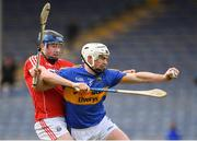 11 March 2018; Brendan Maher of Tipperary in action against Conor Lehane of Cork during the Allianz Hurling League Division 1A Round 5 match between Tipperary and Cork at Semple Stadium in Thurles, Co Tipperary. Photo by Sam Barnes/Sportsfile