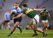 11 March 2018; Jonny Cooper of Dublin in action against Jack Barry of Kerry during the Allianz Football League Division 1 Round 5 match between Dublin and Kerry at Croke Park in Dublin. Photo by Stephen McCarthy/Sportsfile