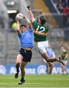 11 March 2018; Brian Howard of Dublin in action against Adrian Spillane of Kerry during the Allianz Football League Division 1 Round 5 match between Dublin and Kerry at Croke Park in Dublin. Photo by David Fitzgerald/Sportsfile