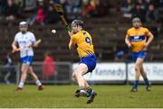 11 March 2018; Tony Kelly of Clare during the Allianz Hurling League Division 1A Round 5 match between Waterford and Clare at Walsh Park in Waterford. Photo by Piaras Ó Mídheach/Sportsfile