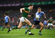 11 March 2018; David Clifford of Kerry in action against Jonny Cooper of Dublin during the Allianz Football League Division 1 Round 5 match between Dublin and Kerry at Croke Park in Dublin. Photo by Stephen McCarthy/Sportsfile