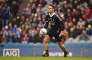 11 March 2018; Stephen Cluxton of Dublin during the Allianz Football League Division 1 Round 5 match between Dublin and Kerry at Croke Park in Dublin. Photo by David Fitzgerald/Sportsfile