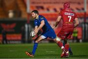 9 March 2018; Ross Byrne of Leinster during the Guinness PRO14 Round 17 match between Scarlets and Leinster at Parc Y Scarlets in Llanelli, Wales. Photo by Ramsey Cardy/Sportsfile
