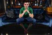 12 March 2018; Ireland U20 head coach Noel McNamara poses for a portrait following an Ireland Under 20 Rugby Press Conference at the Sandymount Hotel in Dublin. Photo by Sam Barnes/Sportsfile
