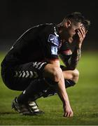12 March 2018; Rob Cornwall of Bohemians after the SSE Airtricity League Premier Division match between Waterford and Bohemians at Waterford Regional Sports Centre in Waterford. Photo by Harry Murphy/Sportsfile
