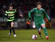 12 March 2018; Kieran Sadlier of Cork City during the SSE Airtricity League Premier Division match between Cork City and Shamrock Rovers at Turner's Cross in Cork. Photo by Stephen McCarthy/Sportsfile