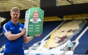 19 March 2018; Former League of Ireland player and Irish International Daryl Horgan pictured in Deepdale, Preston, at the reveal of his FIFA Ultimate Team Green item. Daryl is one of five Irish players going green in FIFA Ultimate Team as part of this year's FIFA 18 FUT Birthday celebrations. Complete themed weekly objectives to unlock these special green items, and unwrap an exclusive St Patrick's Day kit available now in FIFA Ultimate Team until Friday 23rd March!. Photo by Stephen McCarthy/Sportsfile