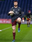 16 March 2018; Jean Kleyn of Munster prior to the Guinness PRO14 Round 17 match between Edinburgh and Munster at the BT Murrayfield Stadium in Edinburgh, Scotland. Photo by Kenny Smith/Sportsfile