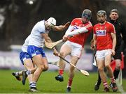 18 March 2018; Conor Lehane of Cork in action against Shane Fives of Waterford during the Allianz Hurling League Division 1 Relegation Play-Off match between Waterford and Cork at Páirc Uí Rinn in Cork. Photo by Eóin Noonan/Sportsfile