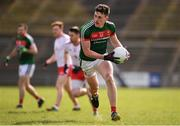 18 March 2018; Diarmuid O'Connor of Mayo during the Allianz Football League Division 1 Round 6 match between Mayo and Tyrone at Elverys MacHale Park in Castlebar, Co. Mayo. Photo by Sam Barnes/Sportsfile