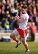 18 March 2018; Matthew Donnelly of Tyrone during the Allianz Football League Division 1 Round 6 match between Mayo and Tyrone at Elverys MacHale Park in Castlebar, Co. Mayo. Photo by Sam Barnes/Sportsfile