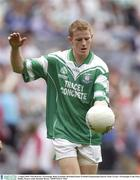 3 August 2003; Tom Brewster, Fermanagh. Bank of Ireland All-Ireland Senior Football Championship Quarter Final, Tyrone v Fermanagh, Croke Park, Dublin. Picture credit; Brendan Moran / SPORTSFILE *EDI*