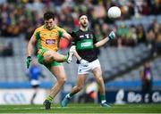 17 March 2018: Daithí Burke of Corofin during the AIB GAA Football All-Ireland Senior Club Championship Final match between Corofin and Nemo Rangers at Croke Park in Dublin. Photo by Stephen McCarthy/Sportsfile