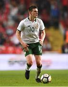 23 March 2018; Declan Rice of Republic of Ireland during the International Friendly match between Turkey and Republic of Ireland at Antalya Stadium in Antalya, Turkey. Photo by Stephen McCarthy/Sportsfile