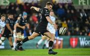 24 March 2018; Dan Biggar of Ospreys during the Guinness PRO14 Round 18 match between Ospreys and Leinster at the Liberty Stadium in Swansea, Wales. Photo by Ramsey Cardy/Sportsfile