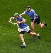 25 March 2018; James Barry of Tipperary in action against Ronan Hayes of Dublin during the Allianz Hurling League Division 1 Quarter-Final match between Dublin and Tipperary at Croke Park in Dublin. Photo by Ray McManus/Sportsfile