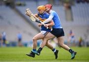 25 March 2018; Padraic Maher of Tipperary in action against Ryan O'Dwyer of Dublin during the Allianz Hurling League Division 1 Quarter-Final match between Dublin and Tipperary at Croke Park in Dublin. Photo by Stephen McCarthy/Sportsfile