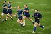 26 March 2018; Cian Healy during Leinster Rugby squad training at Energia Park in Donnybrook, Dublin. Photo by Ramsey Cardy/Sportsfile