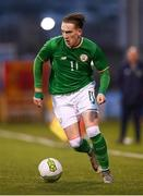 27 March 2018; Ronan Curtis of Republic of Ireland during the UEFA U21 Championship Qualifier match between the Republic of Ireland and Azerbaijan at Tallaght Stadium in Dublin. Photo by Stephen McCarthy/Sportsfile