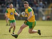 25 March 2018; Patrick McBrearty of Donegal  during the Allianz Football League Division 1 Round 7 match between Donegal and Mayo at MacCumhaill Park in Ballybofey, Donegal. Photo by Oliver McVeigh/Sportsfile