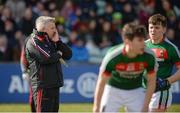 25 March 2018; Mayo Manager Stephen Rochford before the Allianz Football League Division 1 Round 7 match between Donegal and Mayo at MacCumhaill Park in Ballybofey, Donegal. Photo by Oliver McVeigh/Sportsfile