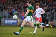 25 March 2018; David Moran of Kerry during the Allianz Football League Division 1 Round 7 match between Tyrone and Kerry at Healy Park in Omagh, Tyrone. Photo by Brendan Moran/Sportsfile