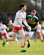 25 March 2018; Rory Brennan of Tyrone during the Allianz Football League Division 1 Round 7 match between Tyrone and Kerry at Healy Park in Omagh, Tyrone. Photo by Brendan Moran/Sportsfile