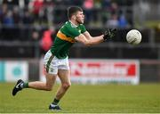 25 March 2018; Kevin McCarthy of Kerry during the Allianz Football League Division 1 Round 7 match between Tyrone and Kerry at Healy Park in Omagh, Tyrone. Photo by Brendan Moran/Sportsfile