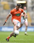 31 March 2018; Ryan McShane of Armagh during the Allianz Football League Division 3 Final match between Armagh and Fermanagh at Croke Park in Dublin. Photo by David Fitzgerald/Sportsfile