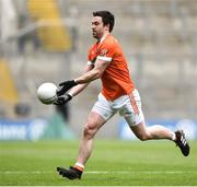 31 March 2018; Aidan Forker of Armagh during the Allianz Football League Division 3 Final match between Armagh and Fermanagh at Croke Park in Dublin. Photo by David Fitzgerald/Sportsfile