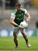 31 March 2018; Daniel Teague of Fermanagh during the Allianz Football League Division 3 Final match between Armagh and Fermanagh at Croke Park in Dublin. Photo by David Fitzgerald/Sportsfile