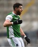 31 March 2018; Séamus Quigley of Fermanagh during the Allianz Football League Division 3 Final match between Armagh and Fermanagh at Croke Park in Dublin. Photo by David Fitzgerald/Sportsfile