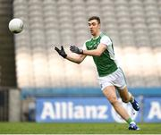 31 March 2018; Conall Jones of Fermanagh during the Allianz Football League Division 3 Final match between Armagh and Fermanagh at Croke Park in Dublin. Photo by David Fitzgerald/Sportsfile