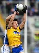1 April 2018; Tadhg O Rourke of Roscommon in action against Gearóid McKiernan of Cavan during the Allianz Football League Division 2 Final match between Cavan and Roscommon at Croke Park in Dublin. Photo by Piaras Ó Mídheach/Sportsfile