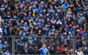 1 April 2018; Con O'Callaghan of Dublin during the Allianz Football League Division 1 Final match between Dublin and Galway at Croke Park in Dublin. Photo by Piaras Ó Mídheach/Sportsfile