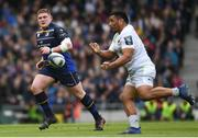 1 April 2018; Tadhg Furlong of Leinster during the European Rugby Champions Cup quarter-final match between Leinster and Saracens at the Aviva Stadium in Dublin. Photo by Ramsey Cardy/Sportsfile