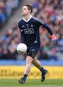 1 April 2018; Stephen Cluxton of Dublin during the Allianz Football League Division 1 Final match between Dublin and Galway at Croke Park in Dublin. Photo by Stephen McCarthy/Sportsfile