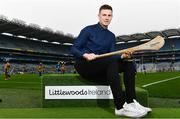 3 April 2018; Littlewoods Ireland today launched the GAA Go Games Provincial Days with their ambassadors; former All Ireland Champion with Cork Anna Geary and Waterford hurler Austin Gleeson. This is the second year that Littlewoods Ireland have been involved in this once-in-a-lifetime opportunity to give children all over the country the chance to play in Croke Park Stadium. The initiative will see over 4,000 children from Leinster and Munster take part in mini versions of hurling and football blitzes at Croke Park over the course of a week during the Easter holidays. The Go Games Provincial Days for Ulster and Connacht will take place in September. Pictured is Waterford hurler Austin Gleeson at Croke Park, in Dublin. Photo by Sam Barnes/Sportsfile