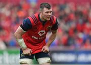 31 March 2018; Peter O'Mahony of Munster during the European Rugby Champions Cup quarter-final match between Munster and Toulon at Thomond Park in Limerick. Photo by Brendan Moran/Sportsfile