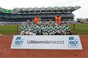 4 April 2018; The Burren Rangers, Co Carlow, team during Day 2 of the The Go Games Provincial days in partnership with Littlewoods Ireland at Croke Park in Dublin. Photo by Piaras Ó Mídheach/Sportsfile