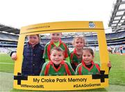 4 April 2018; Players from Garrycastle GAA Club, Westmeath, during Day 2 of the The Go Games Provincial days in partnership with Littlewoods Ireland at Croke Park in Dublin. Photo by Eóin Noonan/Sportsfile