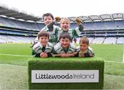 4 April 2018; Players from Burren Rangers Gaa Club, Carlow, during Day 2 of the The Go Games Provincial days in partnership with Littlewoods Ireland at Croke Park in Dublin. Photo by Eóin Noonan/Sportsfile