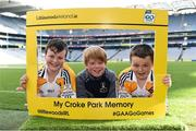 6 April 2018; Players from Bandon GAA Club, Cork, during Day 4 of the The Go Games Provincial days in partnership with Littlewoods Ireland at Croke Park in Dublin. Photo by Eóin Noonan/Sportsfile