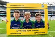 6 April 2018; Players from Murroe Boher GAA Club, Limerick, during Day 4 of the The Go Games Provincial days in partnership with Littlewoods Ireland at Croke Park in Dublin. Photo by Eóin Noonan/Sportsfile