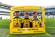 6 April 2018; Players from Cobh GAA Club, Cork, during Day 4 of the The Go Games Provincial days in partnership with Littlewoods Ireland at Croke Park in Dublin. Photo by Eóin Noonan/Sportsfile
